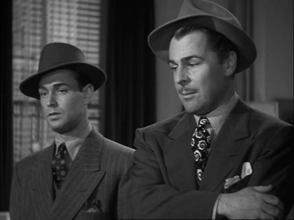 Alan Ladd, Brian Donlevy - The Glass Key (1942)
