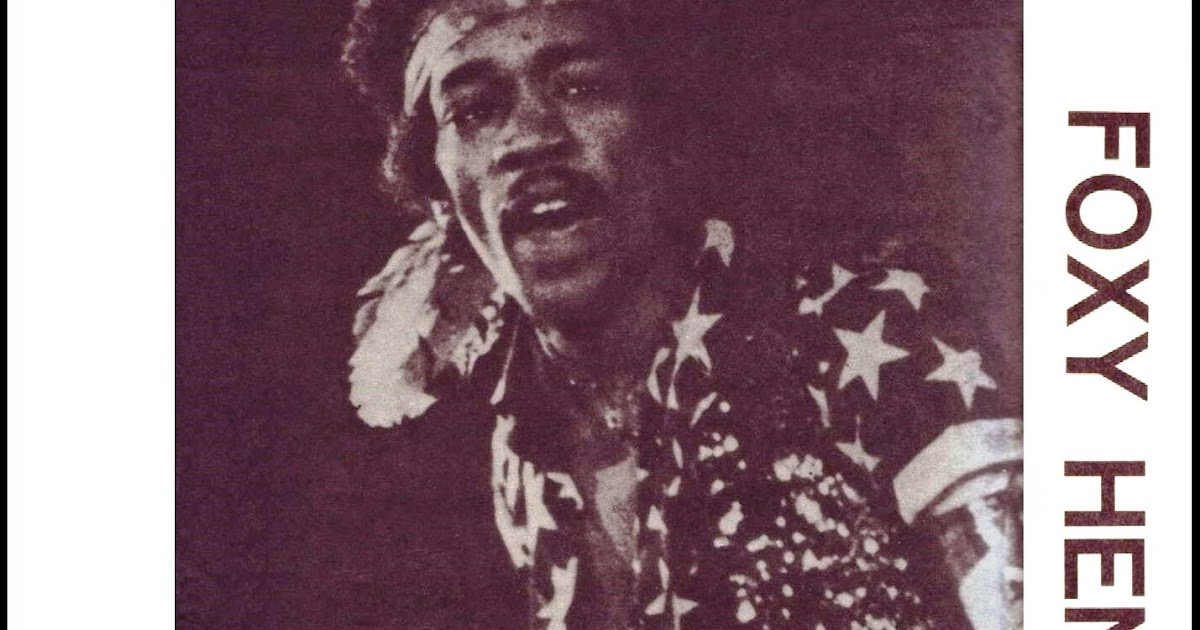 World Of Bootlegs Bootleg Jimi Hendrix Foxy Hendrix