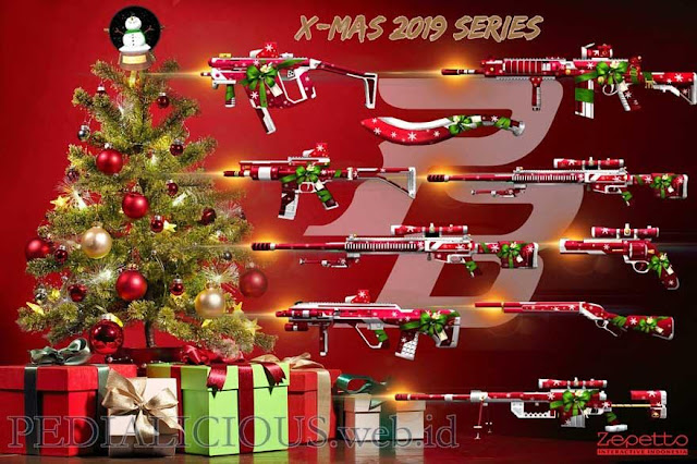 X-Mas 2019 Series Point Blank Indonesia