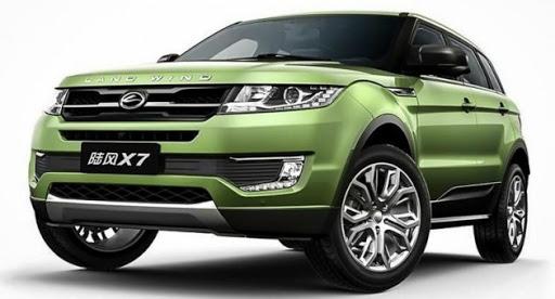 Range Rover Landwind