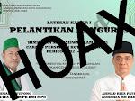 Hoax, Beredar Flayer LK I HMI Kota Tangerang, PB HMI MPO: Tidak Benar Ada Kegiatan Tersebut
