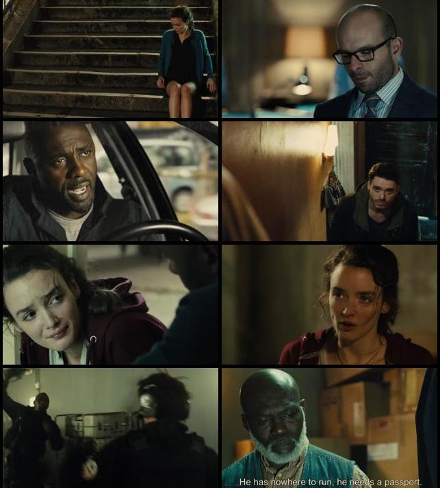 Bastille Day 2016 English 720p WEB-DL