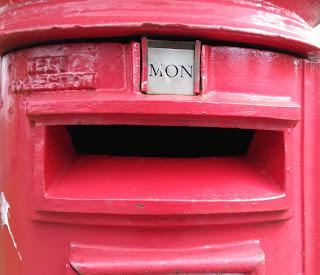 postbox slot