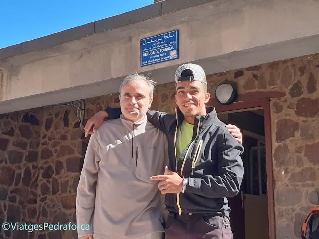 Imlil, Marroc, ruta senderista per l'Atles