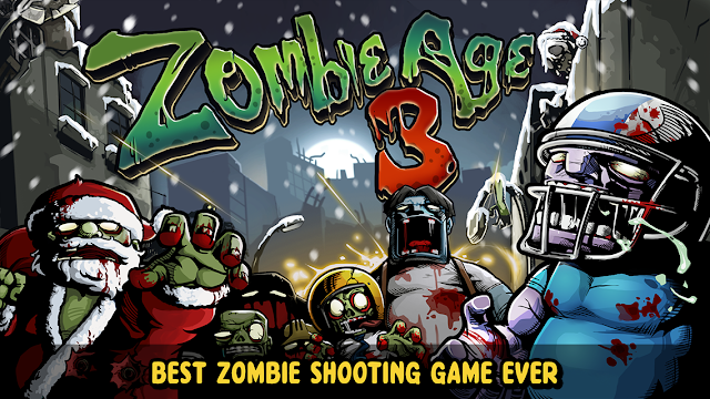 Zombie Age 3 Full Mod APK Android