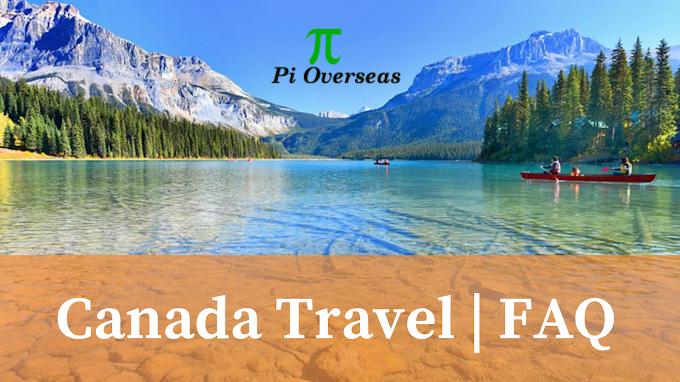 Canada Travel | FAQ