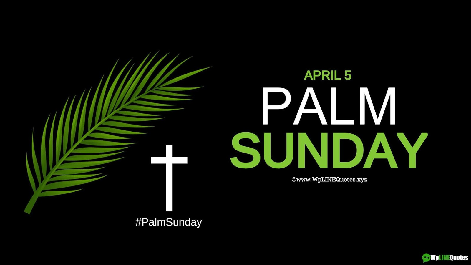 Palm Sunday Quotes, Wishes, Message, Greetings, Meaning, History, Facts,  Images, Wallpaper