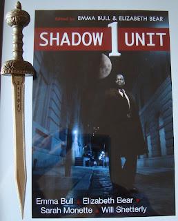 Portada del libro Shadow Unit 1, de varios autores