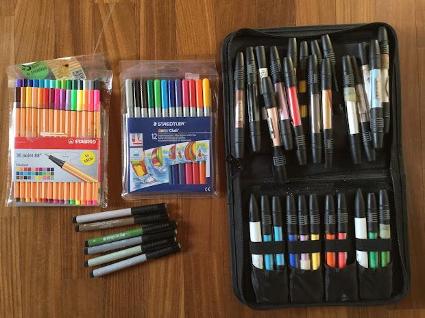 Drawing Tools and Supplies