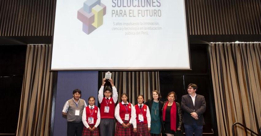 Alumnos del colegio «José María Arguedas» de Cusco ganan concurso «Soluciones para el Futuro 2018» de Samsung con proyecto de producción de papel ecológico - www.samsung.com
