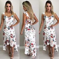 Colección de vestidos primavera verano