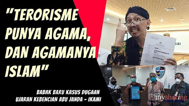 Cuma Garang di Medsos Abu Janda Mangkir Panggilan Bareskrim, Tagar #AbuJandaPengecut Jadi Trending
