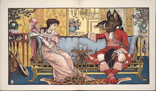Walter Crane and Myth