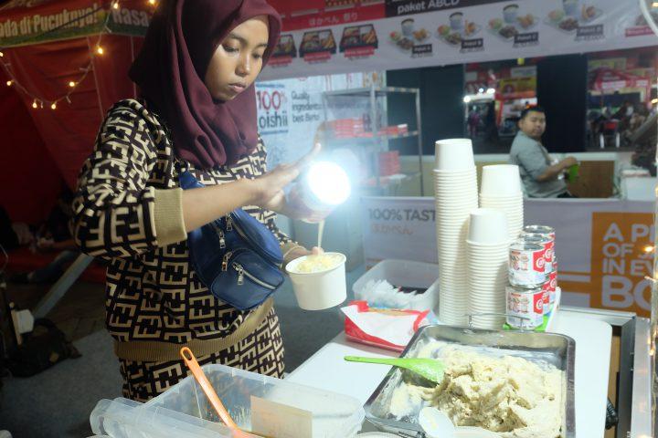 pucuk coolinary festival jakarta