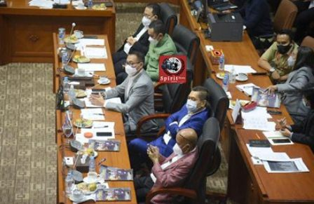 Tok... Komisi III DPR,  Setujui Listyo Sigit Prabowo Sebagai Kapolri