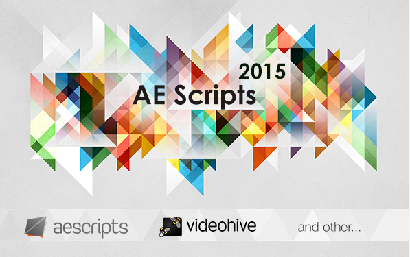 Scripts – Scripts collection for After Effects CS & CC 2015 [JSXBIN, JSX, JSXINC]