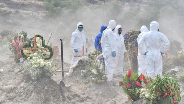 Ya hay más de 108 mil 170 muertes por coronavirus en México (video)