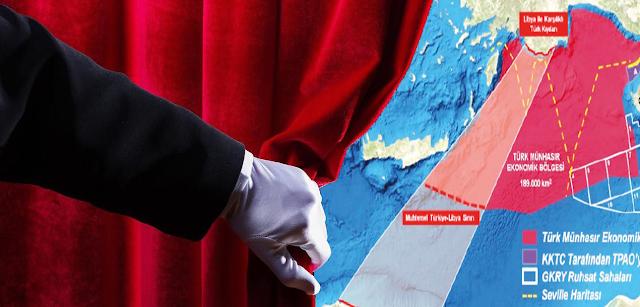 Ελληνοτουρκικά - Λιβύη: «Διπλωματικό» θέατρο σκιών