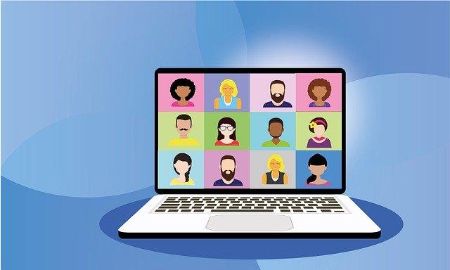 Virtual Meeting Berjalan Lancar dengan Menggunakan Aplikasi Zoom