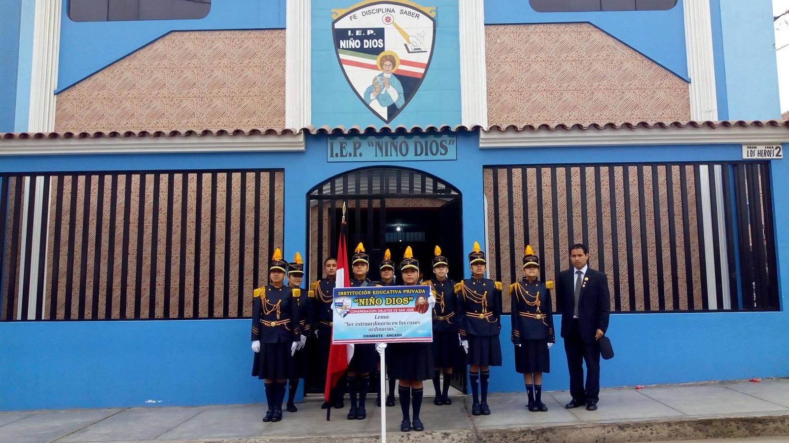 Colegio NIÑO DIOS - Chimbote