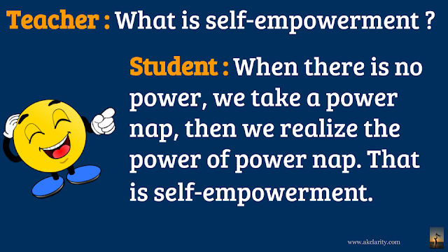 self-empowerment,  power nap