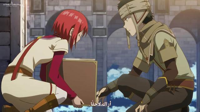 Akagami no Shirayuki-hime موسم اول بلوراي مترجم تحميل و مشاهدة اون لاين 1080p