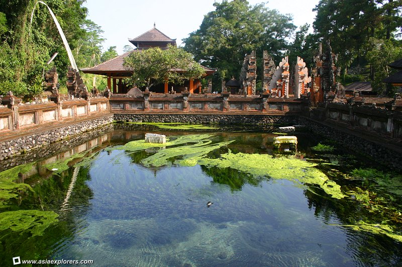 Tirta Empul best place of Bali