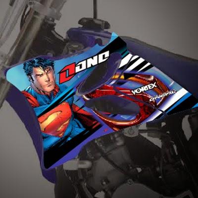 YZ 85 Superman