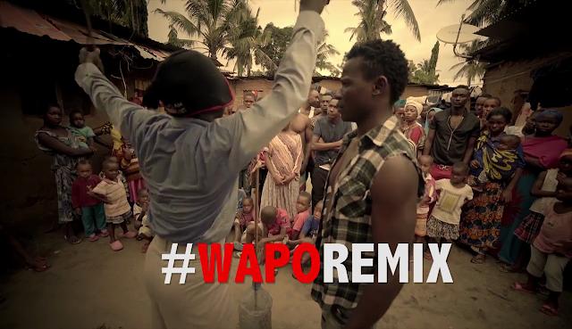 Mkaliwenu Ft. Bwana Mjeshi & Ebitoke - WAPO REMIX