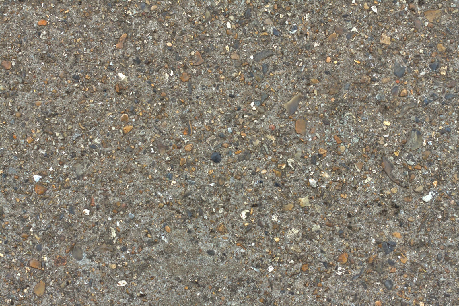 (Concrete cobble stone 4) pebble walkway texture 4770x3178