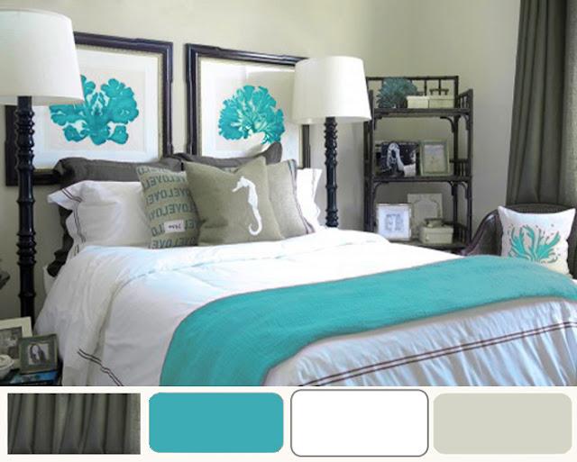 turquoise bedroom decorating ideas  bathroom latest