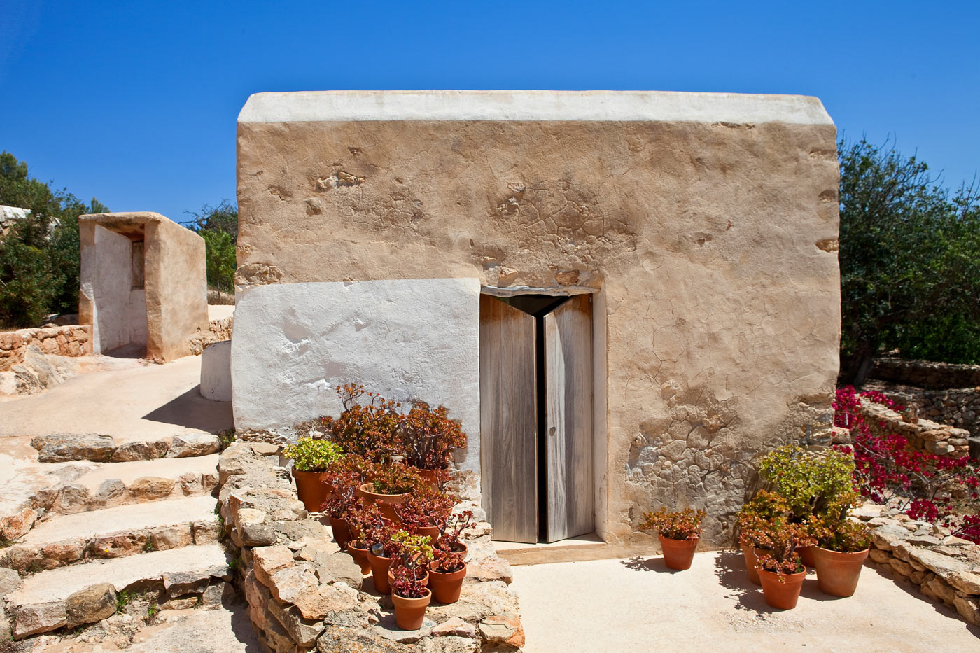 Le blog mademoiselle a beautiful ibiza country house to - Ibiza house renting ...