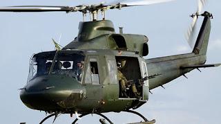 Helikopter Milik TNI AD Telah Hilang Kontak di Kawasan Pulau Borneo - Commando