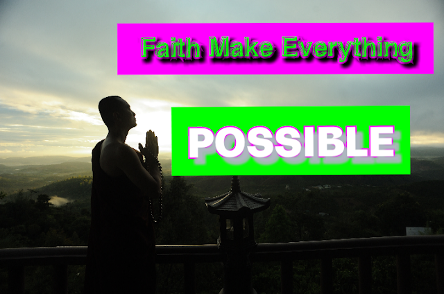 Everything is Possible, Faith Makes Everything Possible, Faith Yourself, 2020