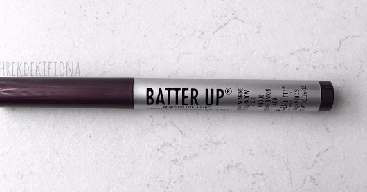 The balm BATTER UP