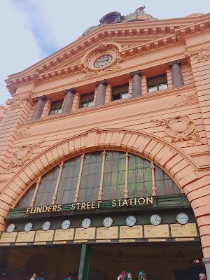 フリンダースストリート駅