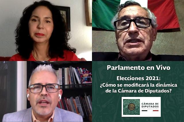 Lograr consensos para reformas constitucionales, reto en la Cámara de Diputados tras su reconfiguración: Morena y MC