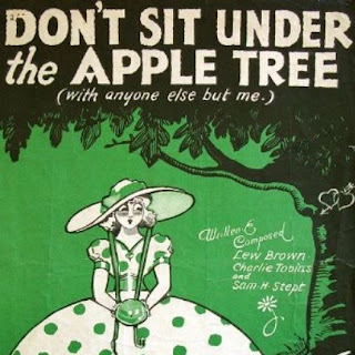 Picture of Don't Sit Under The Apple Tree