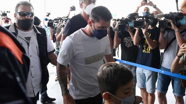 Atualização tardia do fair-play financeiro ajuda PSG a pagar Messi