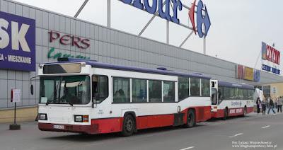Scania CN113CLL z PKS Kraków
