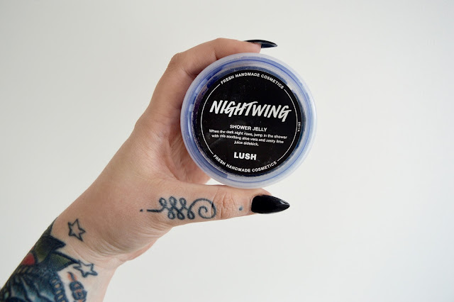 Lush Halloween Collection Nightwing