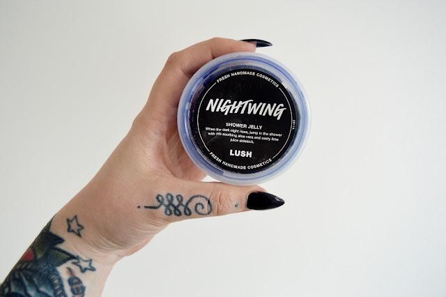 Lush Halloween Collection Nightwing