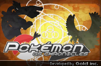 Remake Pokemon HeartGold para GBA - Pokemon GS Chronicles para GBA Imagen Portada
