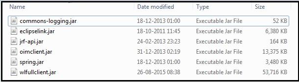 IAM IDM: OIM 11g R2: Creating Custom Schedule Task Using java code