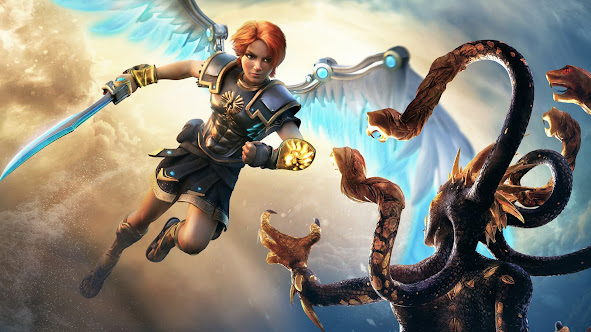 Immortals Fenyx Rising for PC, PS4,PS5,Switch,Xbox Series X/S