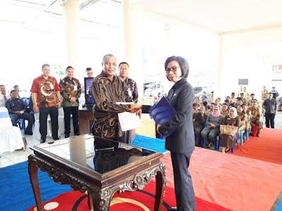 Bupati Bolmong: Yasti Launching Pembayaran PBB-P2 Online