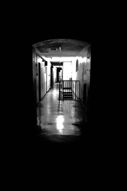 Haunted Shepton Mallet Prison