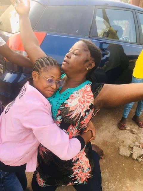 Nigerian 400L Female Student Surprises Mother With New Car (Video)