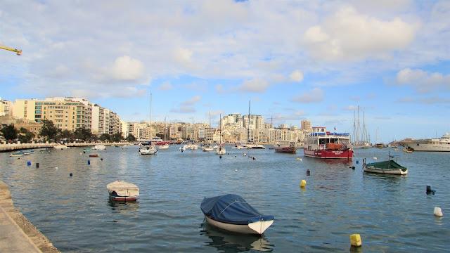 promenada Malta