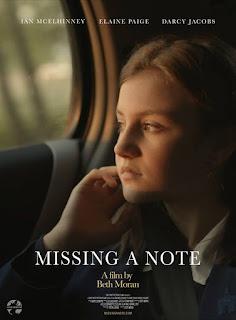 Entrevista a Beth Moran, Realizadora de Missing a Note, Uma Curta Pré-Candidata aos Óscares e Com a Lendária Elaine Paige no Elenco!